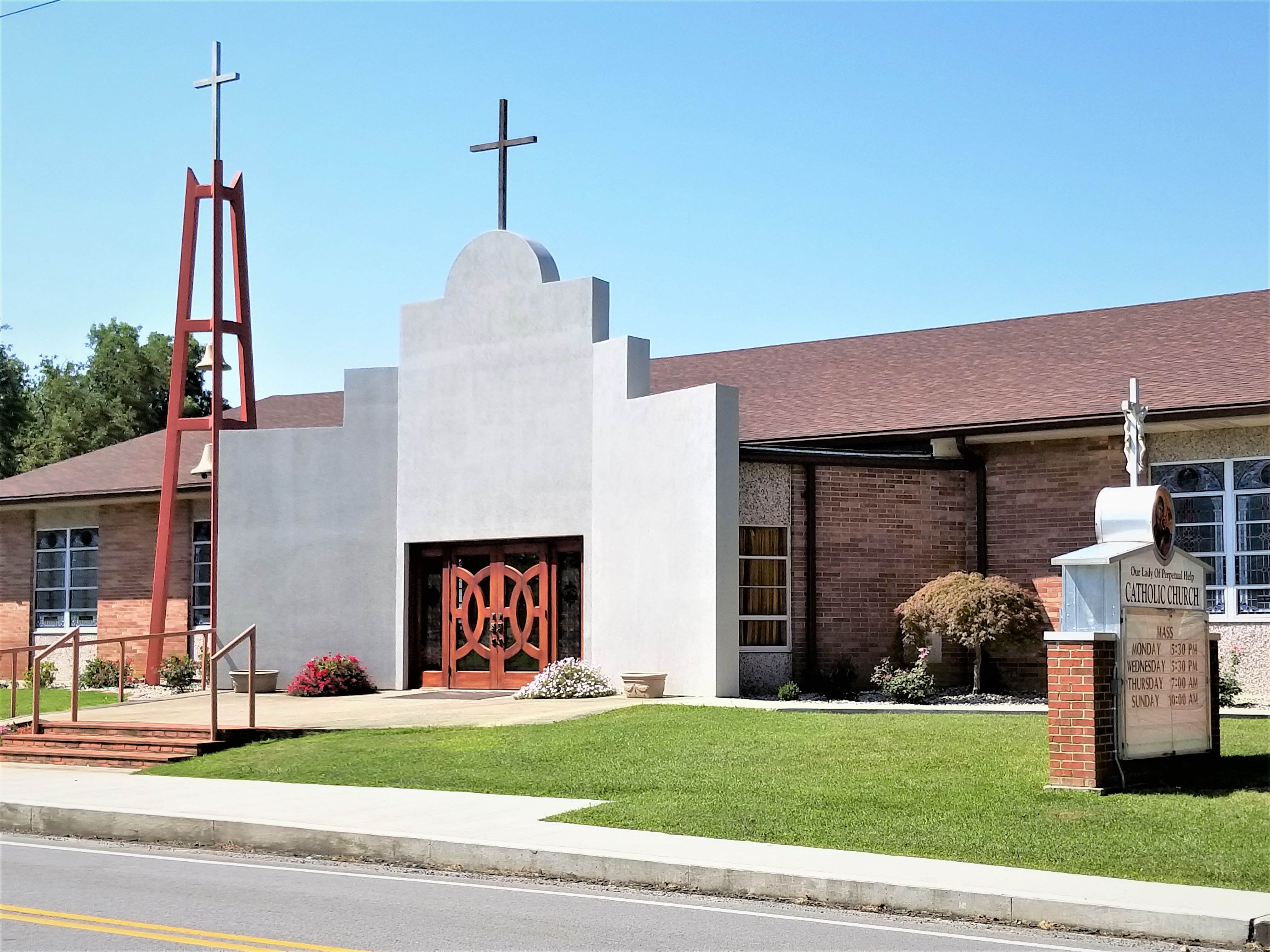On Fire Catholic: Welcome To Our Parishes